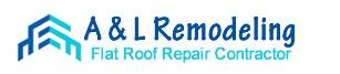 Flat Roof Repair Contractor Metro Detroit Logo