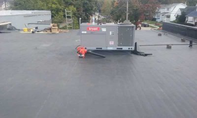 Commercial Flat Roof Repair Service - Metro Detroit, MI