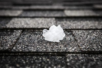 A Short Guide for Spotting Roof Hail Damages