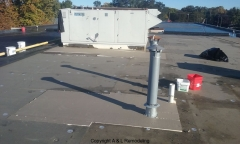 Commercial Flat Roof Repair - Detroit, MI (After)