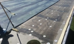 Commercial Flat Roof Repair - Eastpointe, MI (After)
