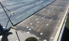 Commercial Flat Roof Repair - Eastpointe, MI (After)