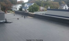 Commercial Flat Roof Repair - Hazel Park, MI
